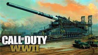 НАПАДЕНИЕ НА ПОЕЗД И ОСВОБОЖДЕНИЕ ПАРИЖА! - ВТОРАЯ МИРОВАЯ В Call of Duty: WW2 #4