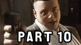 Mafia Definitive Edition Walkthrough Gameplay Part 10 - The Funeral - (Xbox One)