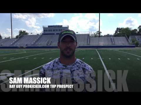 Sam Massick, Ray Guy Prokicker.com Top Prospect