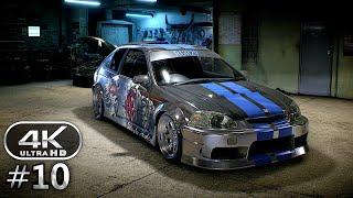 Need For Speed Gameplay Walkthrough Part 10 - NFS 4K 60fps
