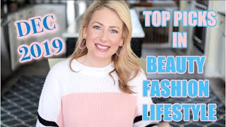 Top Picks in Beauty Fashion Lifestyle | December 2019 Favorites | MsGoldgirl