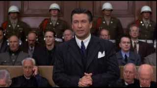 Final Speech Of Alec Baldwin  Nuremberg Trials 19451946