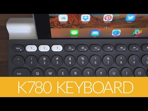 My Favorite Keyboard: Logitech K780 Review!