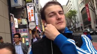 Где менять деньги в Токио Японии / Currency exchange in Tokyo Japan