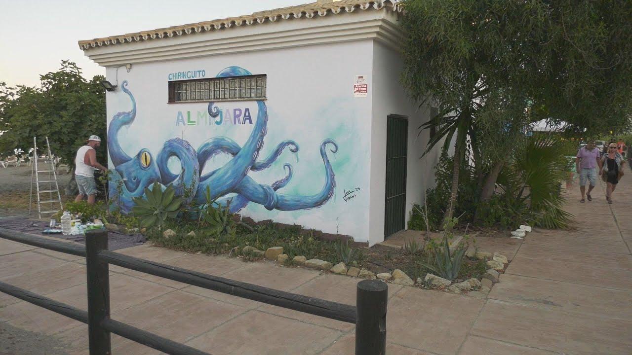 Nueva imagen en el Chiringuito Almijara