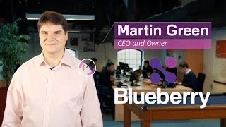 Blueberry Consultants Ltd - Video - 1