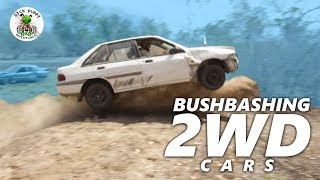BUSH BASHING 2WD CARS! - Sick Puppy 4x4