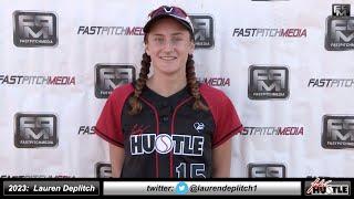 2021 Adrianna Simon - 3.5 GPA - Power Hitting Third Base Softball Skills Video - Ca Riptide