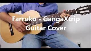 Farruko - GangaXtrip Guitar Cover 🎸| Guitarra | Como Tocar Charts | (Tutorial) #chartsonguitar