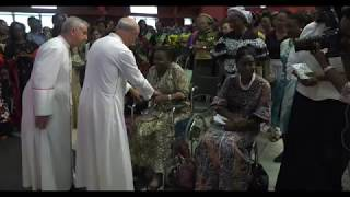 Prelatens pastoralresa till Nigeria