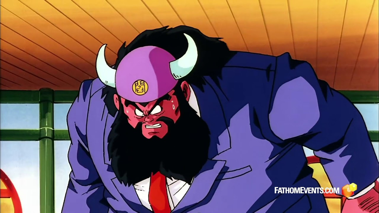 DBZ Fusion -The Origin of  Jamemba