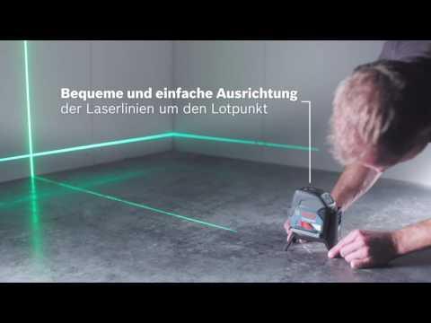 Bosch Kombilaser GCL 2-15 G Professional