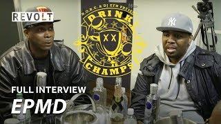 EPMD | Drink Champs (Full Episode)