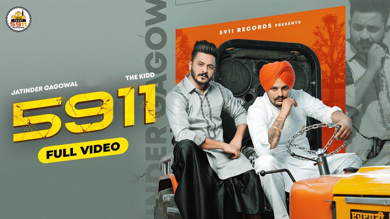 5911 Song Lyrics by Jatinder Gagowal