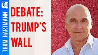 Border Wall: Why Do Trump Loyalists Believe in Magical Thinking? (w/ Eric Caron)