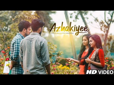 Azhakiyee | Malayalam Romantic Music Video | New Album Song