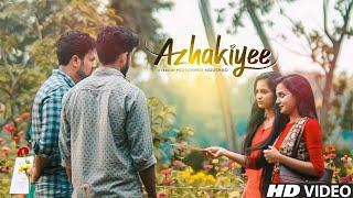Azhakiyee | Malayalam Romantic Music Video | New Album Song