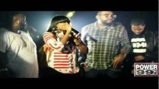 Kevin Hart (Chocolate Drop) freestyles at DJ Diamond Kuts Birthday Bash: w/ DJ RL and DJ Bran