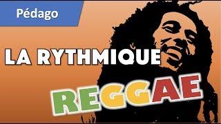 Tuto guitare : Rythmique reggae / ska et contretemps