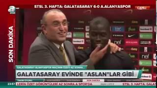 Abdürrahim Albayrak: MODESTE TRANSFERİNDEN VAZGEÇTİK! Galatasaray 6-0 Aytemiz Alanyaspor