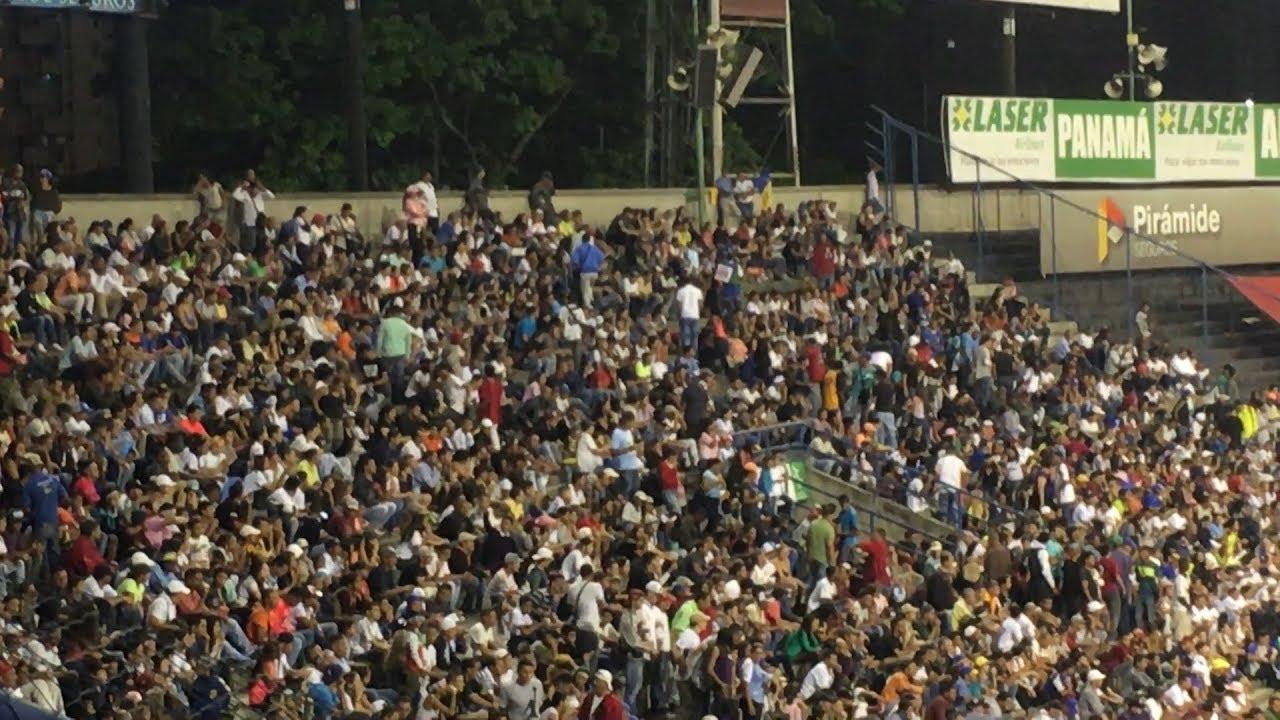 """Caracas-Magallanes: Los """"Eternos Rivales"""" que desatan emociones"""