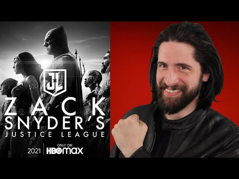 Zack Snyder's Justice League - Movie Review