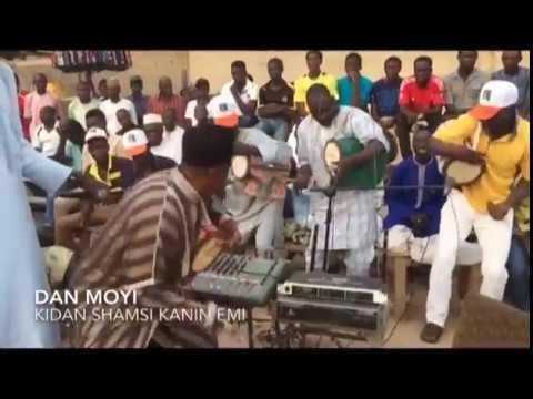 Musa Dan Gulbi mawakin damben gargajiya a kidan Ebola (Hausa Songs / Hausa Films)