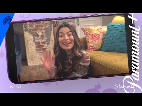 iCarly | Opening Theme Song | Paramount+