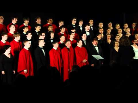 """Scotia Glenville Concert Choir 2011 """"We are the World 25 for Haiti"""""""