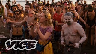 The Craziest Hippie Festival In The Jungle