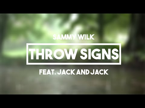Throw Signs - Jack And Jack