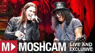 Slash ft.Myles Kennedy & The Conspirators - Back From Cali | Live in Sydney | Moshcam