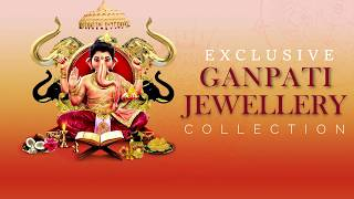 Top 2019 Ganpati Decoration Jewellery | Ganesha Jewellery | Gauri Ganpati