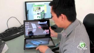 GIGA Tech - Acer Iconia unboxing (deutsch   german)