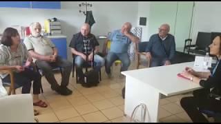 Esperienza dei pazienti di IPF
