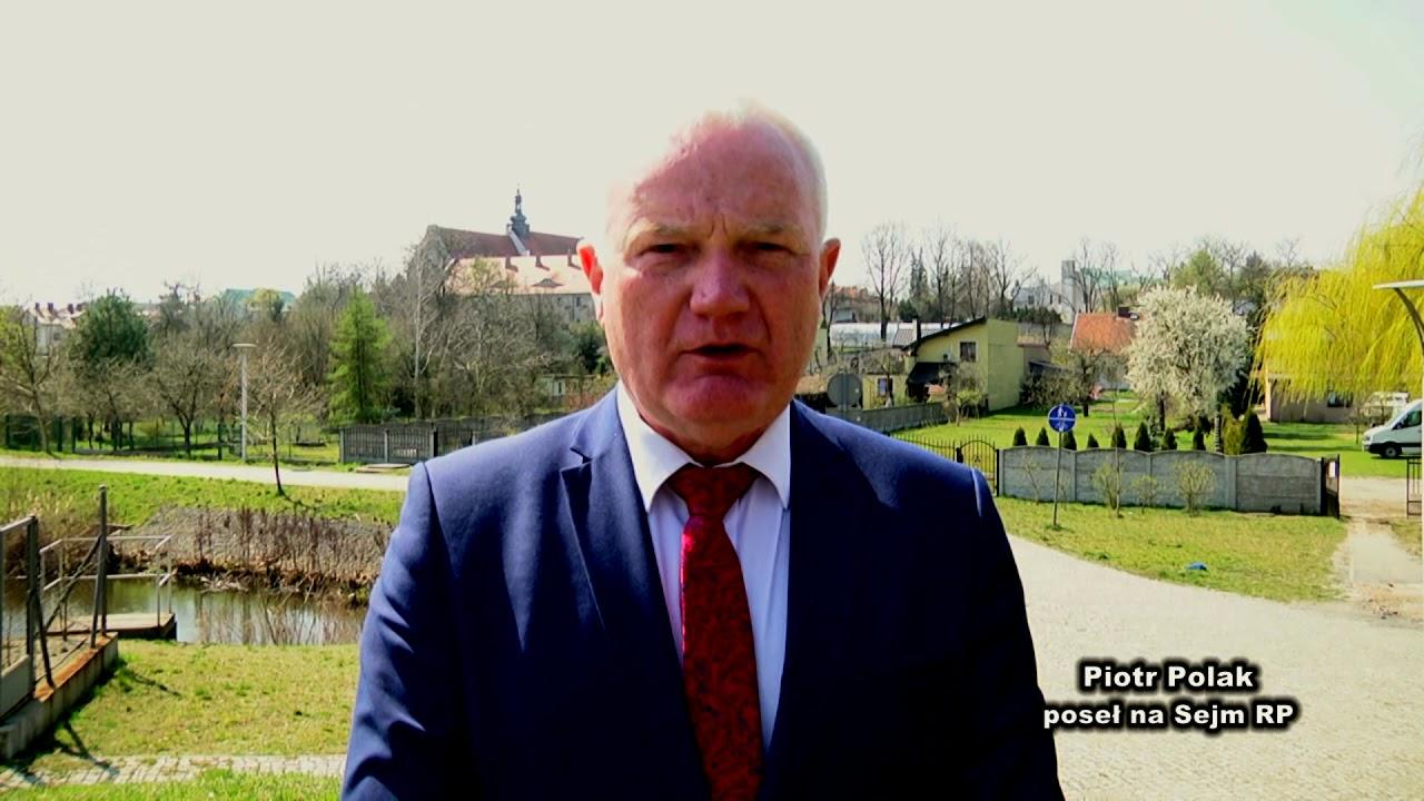 Życzenia Wielkanocne posła Piotra Polaka