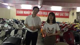 Xe Máy Hoàng Kiên chuyên mua bán, trao đổi các loai xe máy cũ