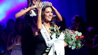 Alexa Papigiotis Miss Rhode Island Teen USA 2017 Crowning