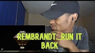 Dreamville - Rembrandt...Run It Back ft. JID, J. Cole & Vince Staples (Official Audio) Reaction