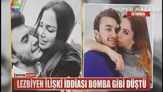 Mustafa Ceceli'nin Eski Eşi Sinem Gedik İntizar İle Lezbiyen İlişkisi İddiası ŞOK / Show Haber
