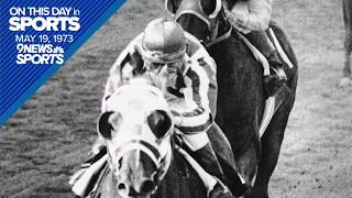 On this day in sports: Secretariat win Preakness in record time