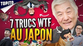 Il y a pas mal de membres à Topito qui considèrent le Japon comme étant le meilleur pays au monde, même si certaines choses nous laissent un peu perplexes une fois sur place !  Écriture : Urbain Réalisation : Nyalatovah  --- - La boutique de Topito (nos t-shirts et sweats) ! http://shop.topito.com - Tous nos super livres : https://goo.gl/XS02Vt - Retrouve-nous sur le site Topito: http://topito.com - Notre Facebook avec d'autres vidéos: https://goo.gl/jGwqBP - Notre Snapchat : http://snapchat.com/add/topito_com - Notre Instagram : http://instagram.com/topito_com - Nos Tweet : http://twitter.com/topito_com - Nos soirées Stand-Up pour nous découvrir sur scène: https://goo.gl/d9CSwe - Nos logiciels de montage: Adobe Première (https://goo.gl/ak2hNp) et After Effects (https://goo.gl/O14eQl) - C'est quoi la musique ? Lis les crédits à la fin de la vidéo ! - Le plus fort entre l'hippopotame et l'éléphant ? L'éléphant bien sûr - Sinon ça va ? ouais ça va bien et toi ?