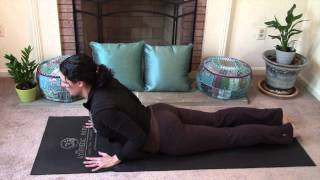 The 2 Minute Guru #4 Cobra Pose