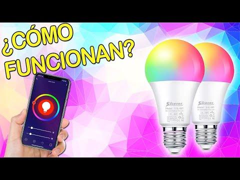Probando Foco Inteligente RGB (Review)
