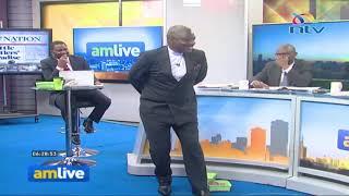 The 'Boni Khalwale' challenge on live TV
