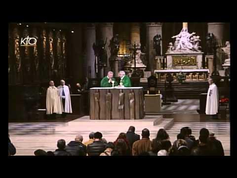 Messe du 21 février 2014