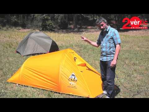 Tienda Camp Minima II