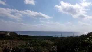 沖縄県宮古島東平安名崎高台青く美しい海穴場スポット観光