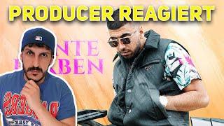 Producer REAGIERT Auf ENO   BUNTE FARBEN (Official Video)