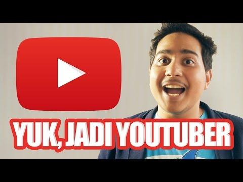 Video Perlengkapan Awal Untuk Menjadi Youtuber - Belajar Youtube